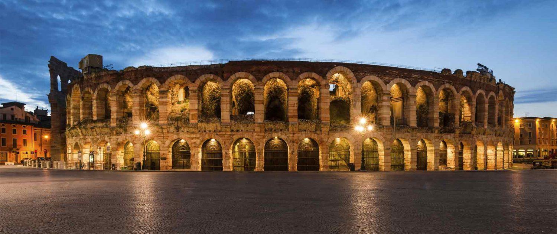 Verona Arena - Best Western Hotel Armando
