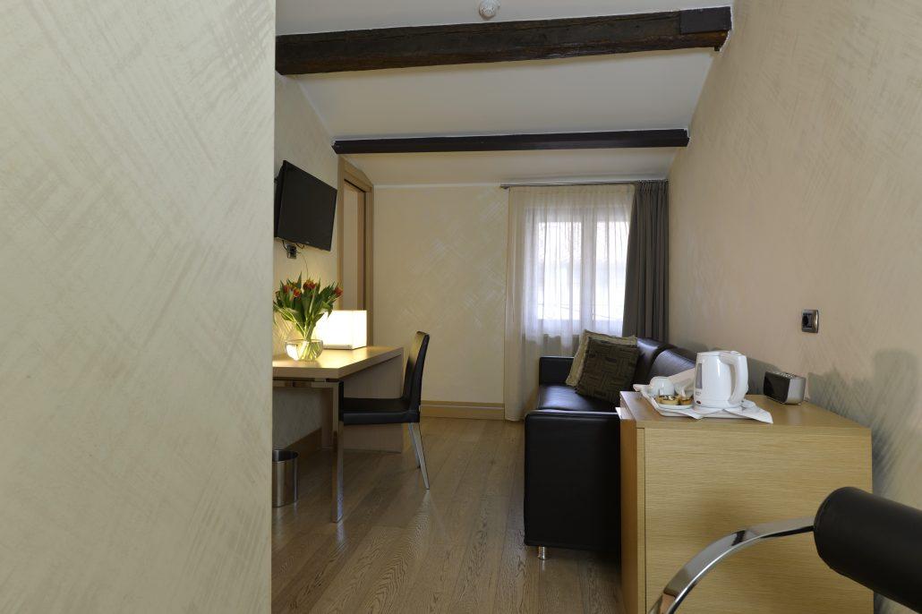 Junior Suite - BW Hotel Armando 3-star