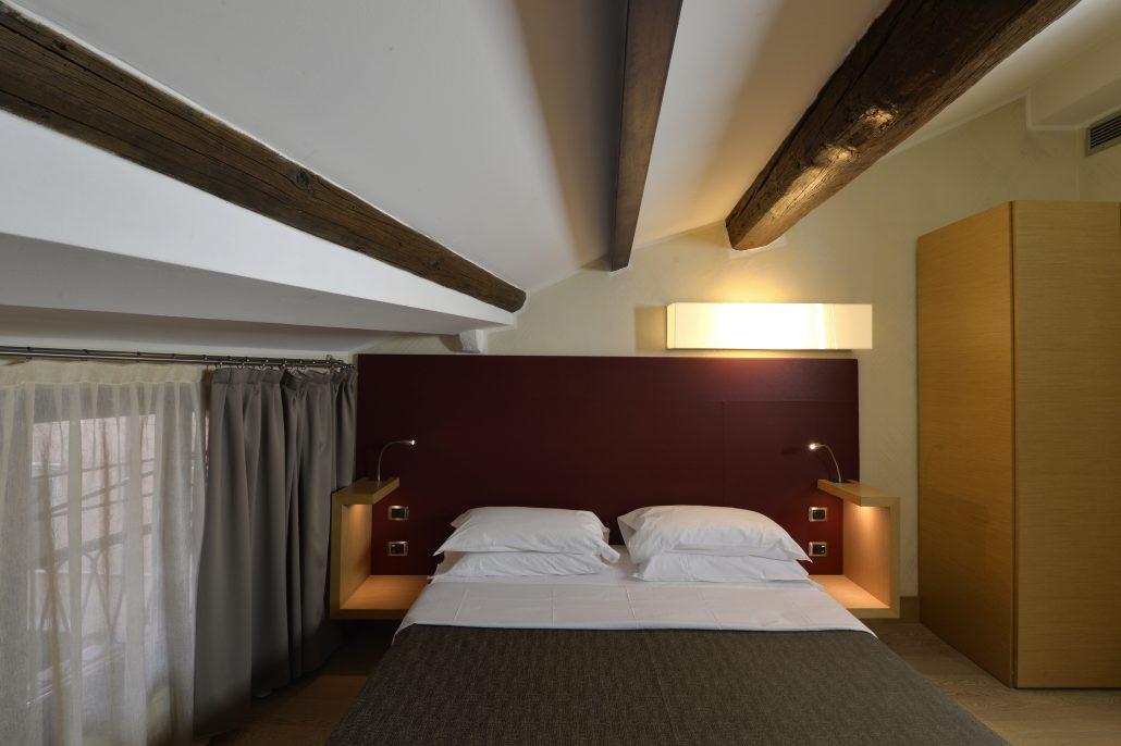 Standard room with attic Hotel Armando