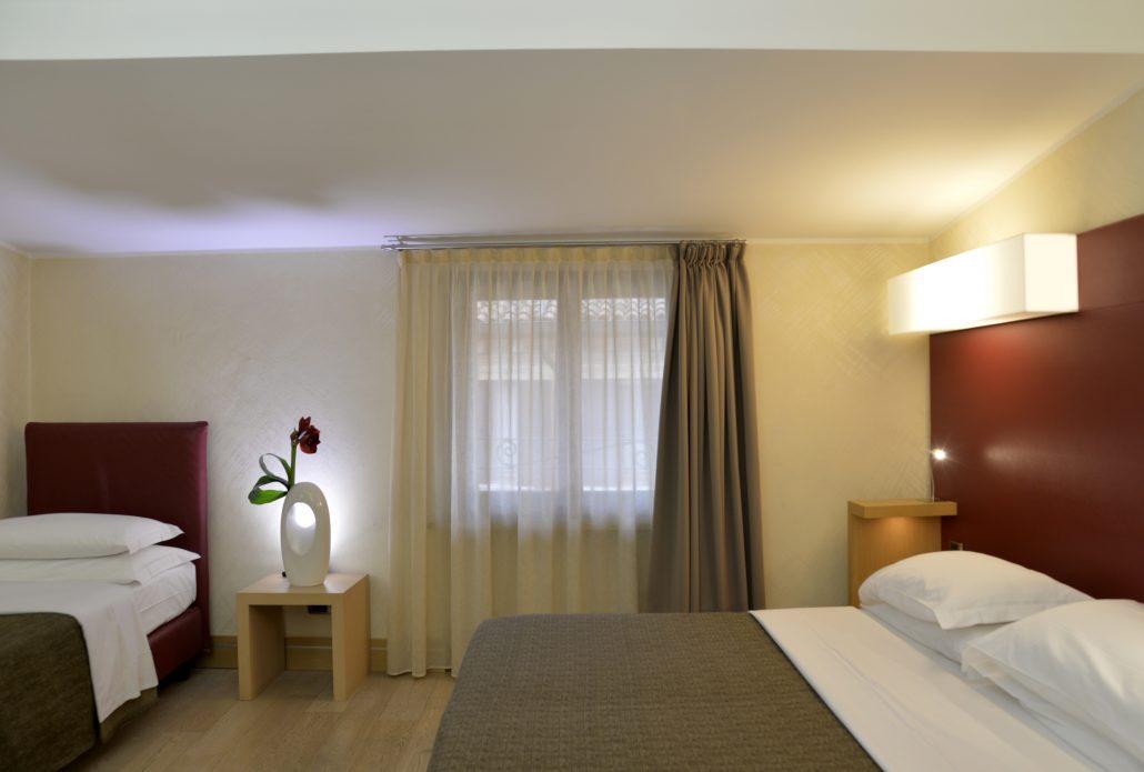 Standard room - Hotel Armando Verona 3-star
