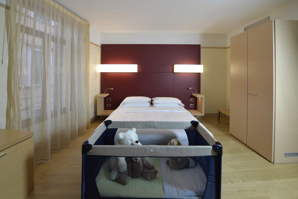 Superior room Hotel Armando 3-star