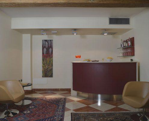 Lounge Area - Hotel Armando Verona