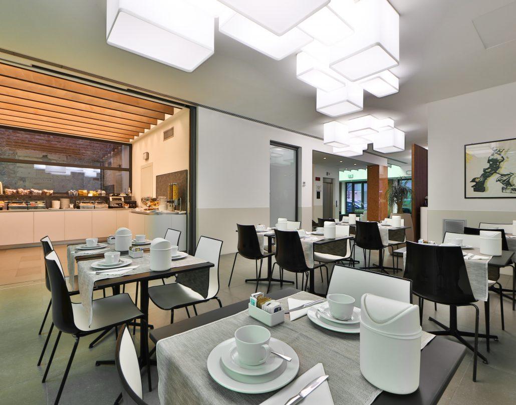Breakfast room - BW Plus Hotel De' Capuleti