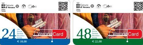 Verona Card - Sconti e benefit per scoprire Verona
