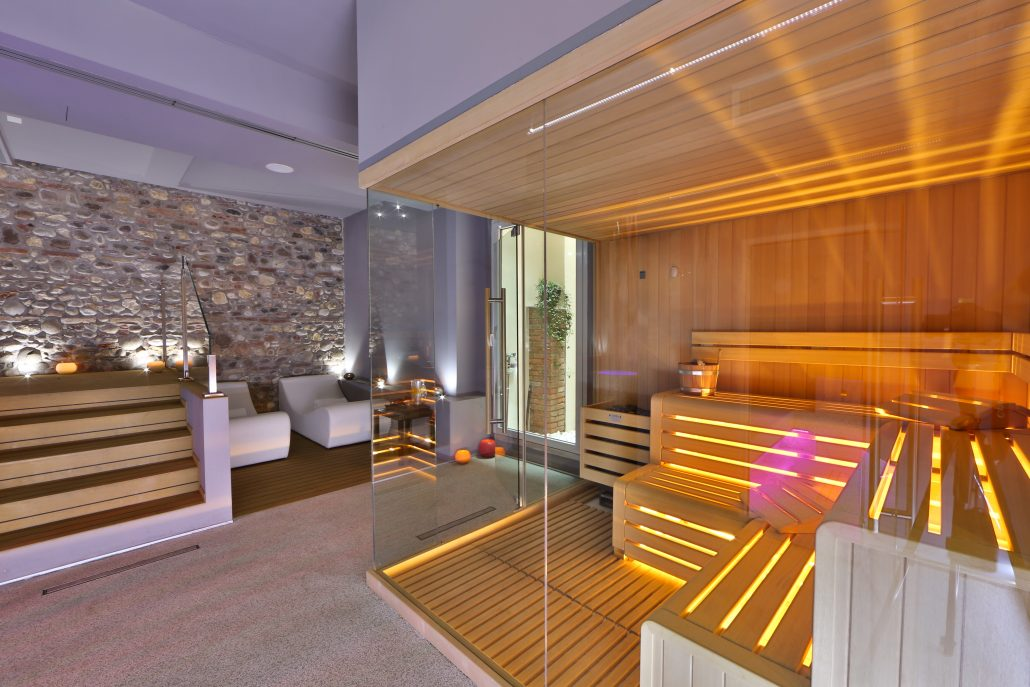 BW Plus Hotel De' Capuleti - Wellness center Namastè