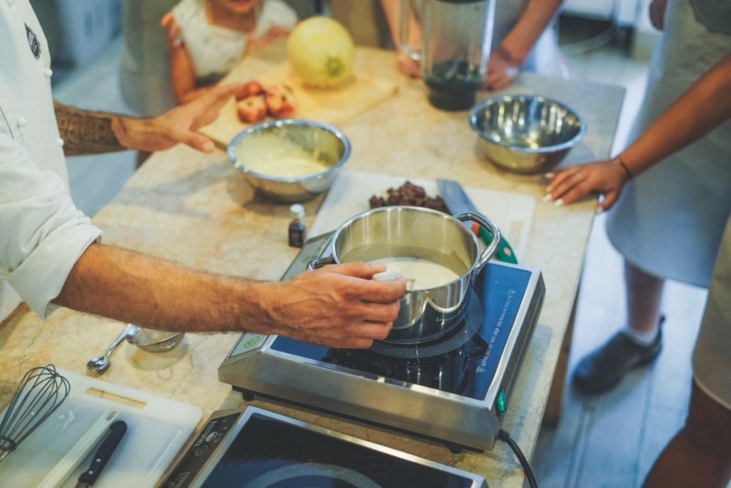 Lezione di gelato artigianale Verona